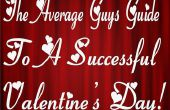La guía chicos promedio de un exitoso día de San Valentín!