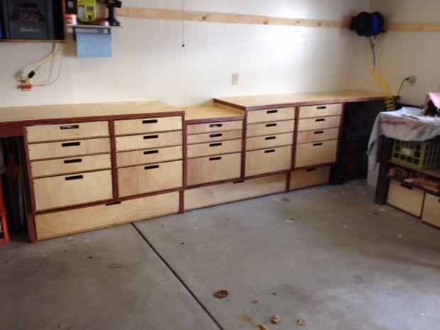 Garaje fácil almacenamiento y Banco - askix.com