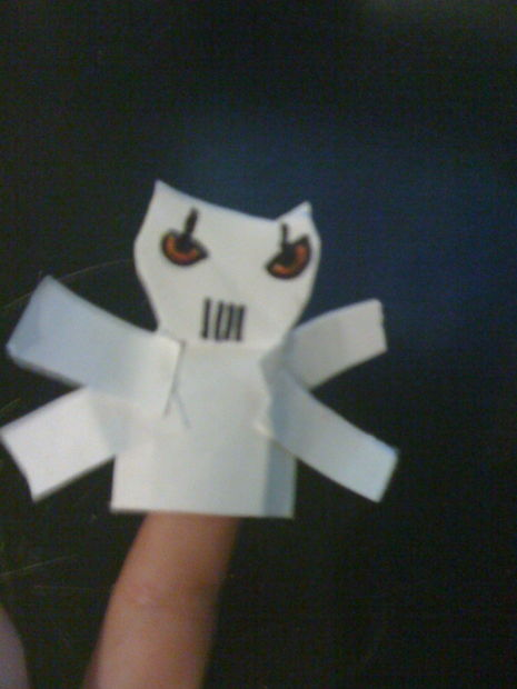 Origami General Grievous before the crash! – Origami Mayhem | 620x465