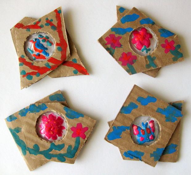 3 artes fácil usando esmalte de uñas y cáscaras de huevo / Paso 10 ...
