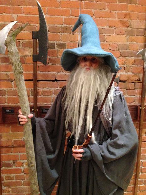 Gandalf el gris traje - askix.com 3d884085355