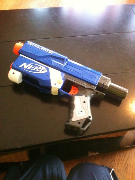 NERF Retaliator Mod - askix com