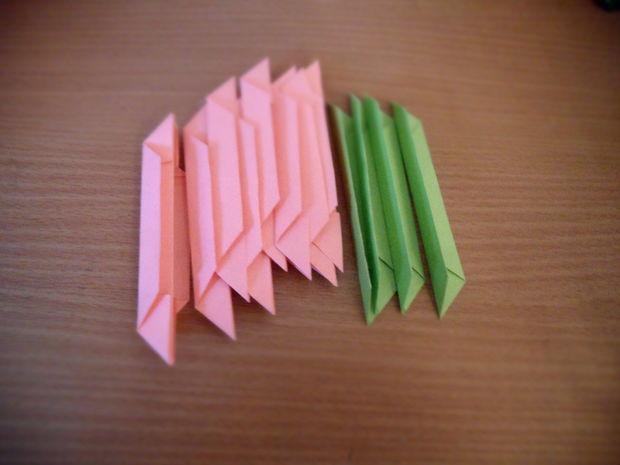 Cómo Hacer La Flor De Loto De Origami Paso 4 Atar La Flor Askix Com