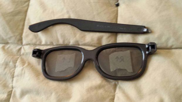 3c5346a59b 3D Clips para gafas graduadas / Paso 2: Obtener filtros 3D de las ...
