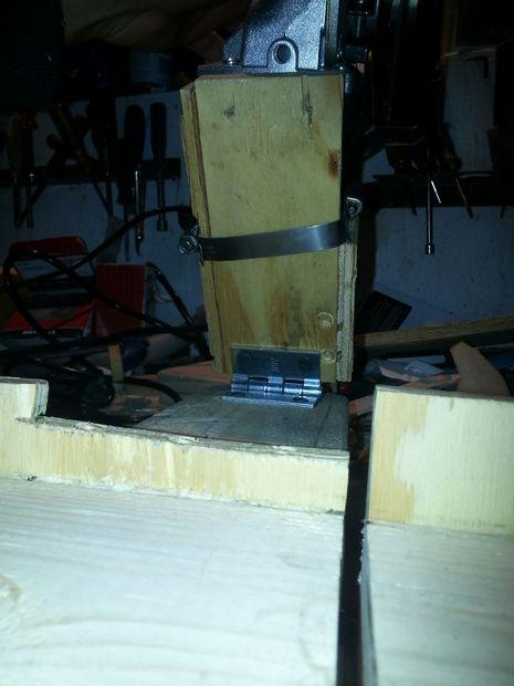 Tronzadora de metal de la amoladora de madera paso 3 - Disco madera amoladora ...