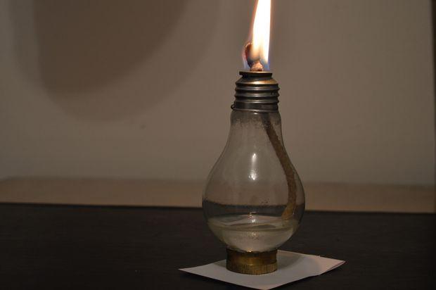 Cómo Hacer Una Lámpara De Aceite De La Bombilla De Luz Askix Com