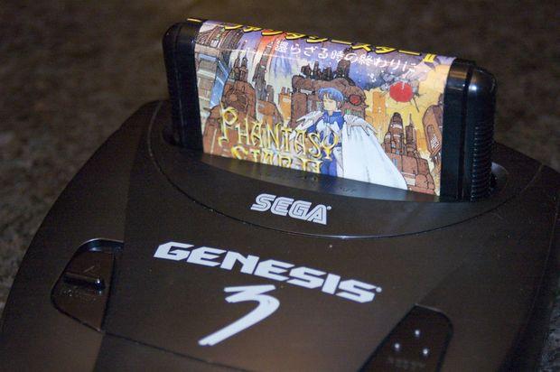 Como Modificar Un Modelo De Genesis 3 Para Jugar Juegos Japoneses