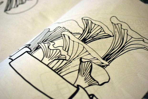 Diseño de un libro para colorear - askix.com
