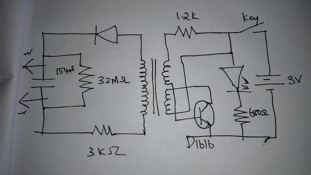 Circuito Zapper : Cubo de zapper volar paso a partir de circuito askix