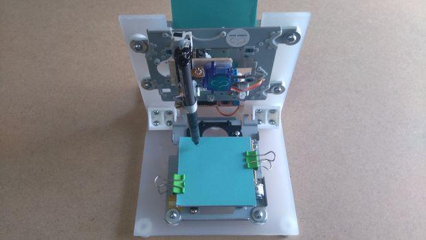 arduino mini plotter cnc m225quina de dvd unidades askixcom