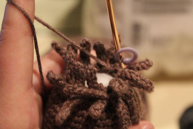 Baby Groot amigurumi paso a paso | Amigurumi patrones gratis ... | 413x620