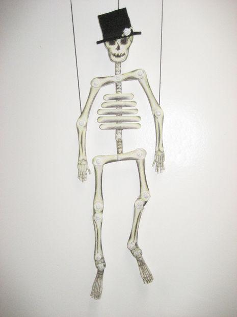Stix A Huesos Esqueleto Títere Askix Com
