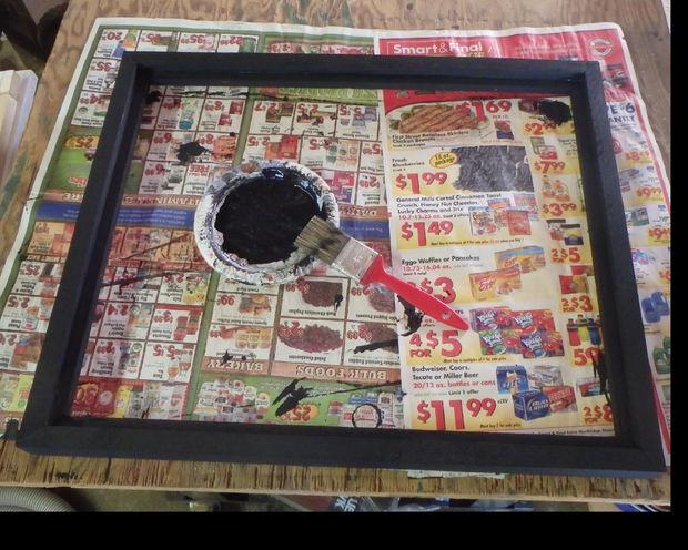 Marcos duplex para su obra de arte / Paso 4: Cuadros de pintura para ...