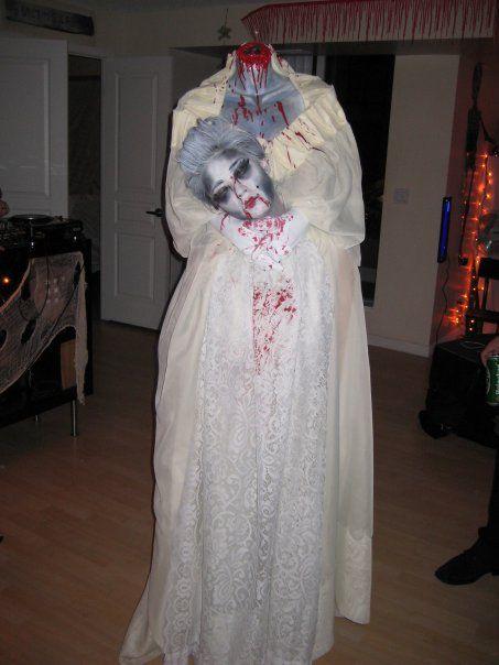 Como Hacer Un Disfraz De Halloween Sin Cabeza De Marie Antoinette - Disfraces-sin-cabeza
