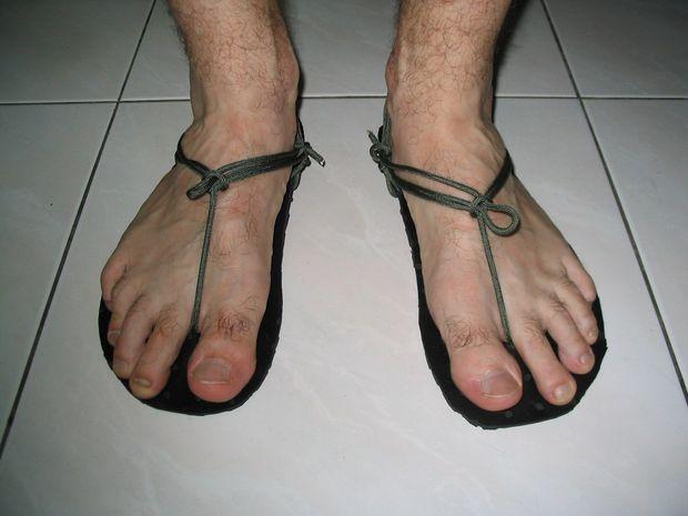 a6a64f9db195 Sandalias de correr minimalista (Huaraches) - askix.com