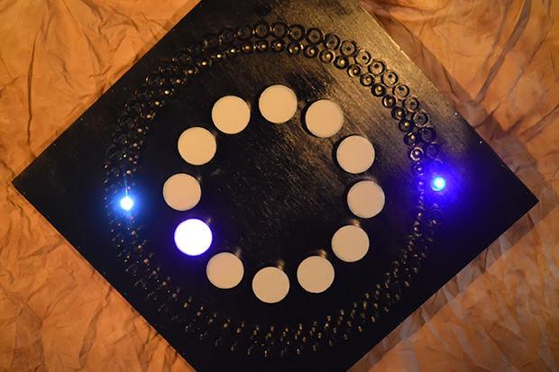LED Arduino Clock - askix com