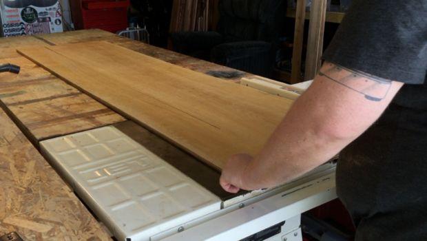 Como Construir Un Juego De Jenga Gigante Paso 3 Cortar Las Piezas