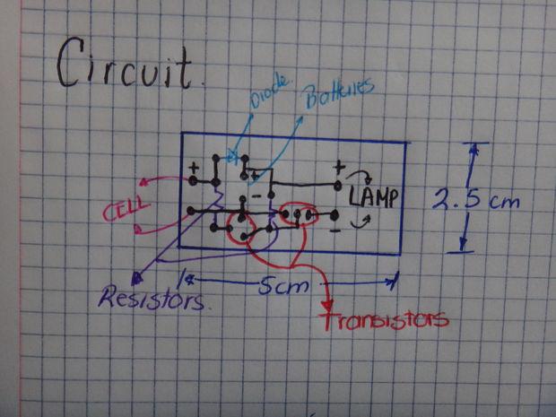 Circuitos 3Pcb Led Casera De Lámpara Solar Paso g76Ybfy