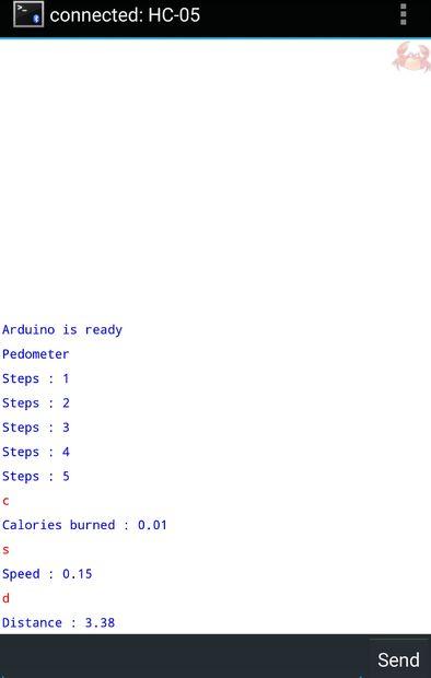 Arduino Pedometer(without Accelerometer) - askix com