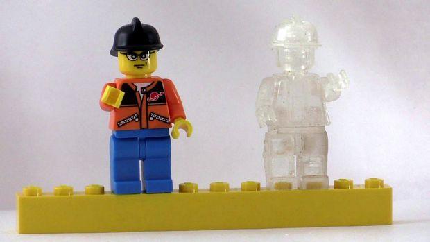 Minifiguras Lego personalizado (hacer Batman, Star Wars Clone ...