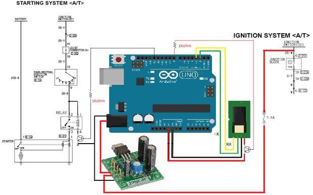 Sistema De Seguridad Biom 233 Trico Arduino Anti Ladr 243 N Huella