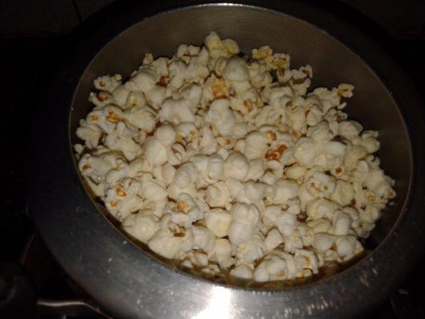 como hacer palomitas con mantequilla