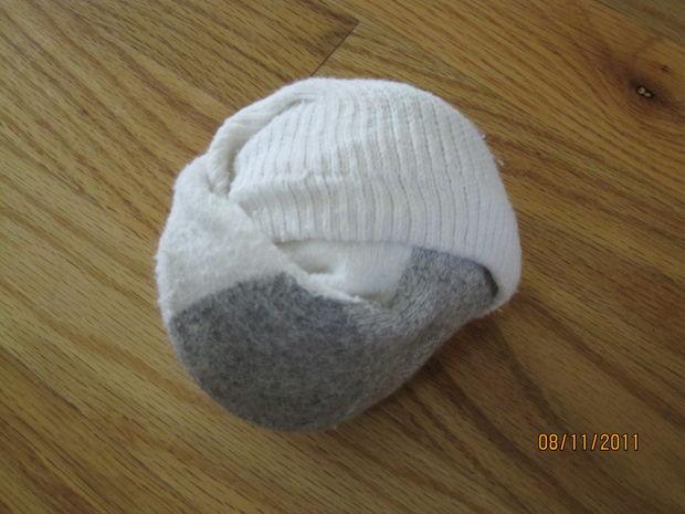 La pelota de calcetín - askix.com