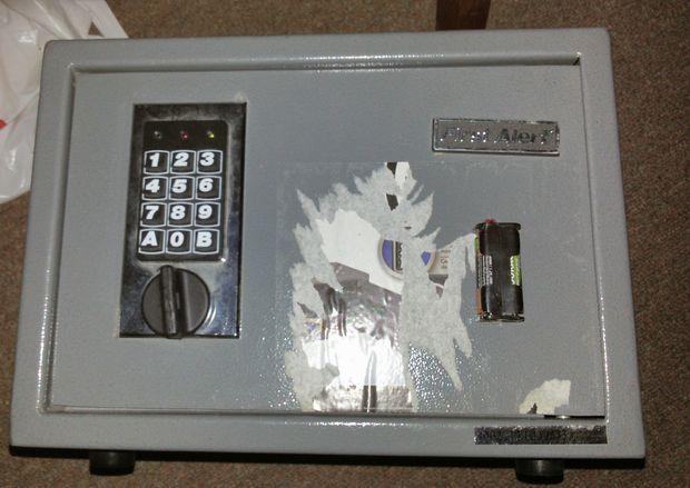 abrir caja fuerte electronica