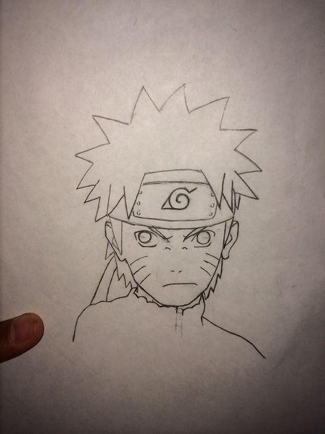 Cómo Dibujar Naruto Askixcom