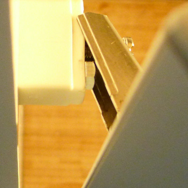 Arreglar puerta de gabinete de cocina - askix.com
