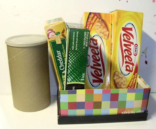 Reutilizar envases de cartón - askix.com
