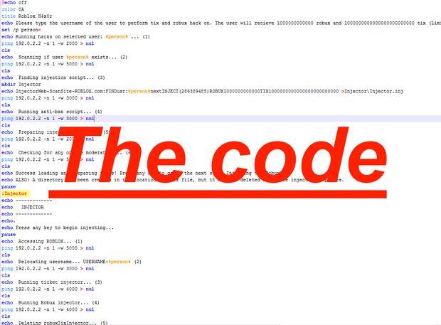 Broma De Herramienta Hacking Roblox Paso 1 1 Versión La - como hacer hacker de roblox