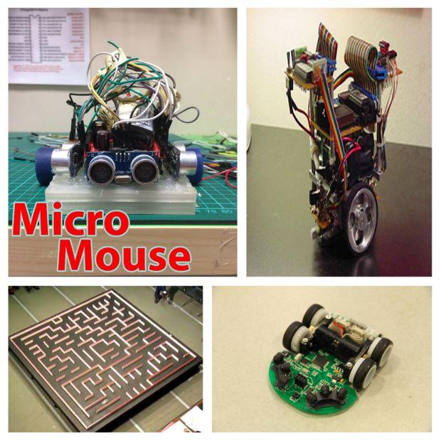 Laberinto de Solver con Arduino y ArduMoto(Micromouse) V:1 1 - askix com