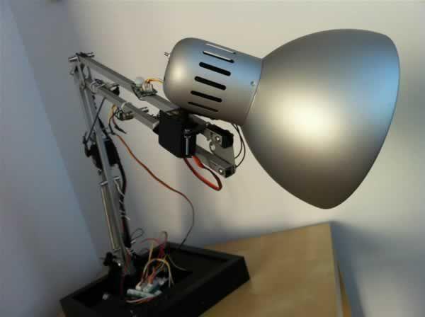 de IKEA La La Robot lámpara de IKEA lámpara La Robot BCxrdeo