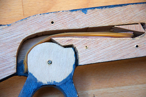 Winchester Juguete Paso 3 De Un Hacer Madera Como Rifle uwOPlkiTZX