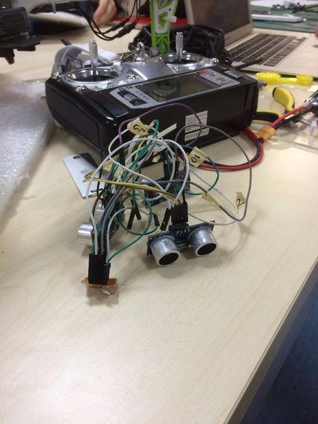 Laberinto de Solver con Arduino y ArduMoto(Micromouse) V:1 1