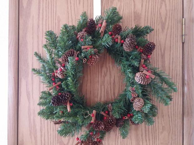 rbol artificial reutilizar Guirnalda de la Navidad y el rbol Mini