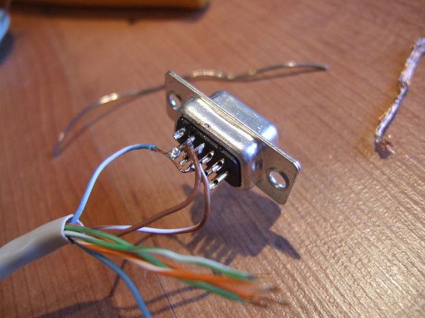 Hacer Tu Propio Cable De Vga Del Cable Cat5 Paso 2