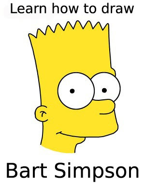 Cómo Dibujar A Bart Simpson Los Simpson Askixcom