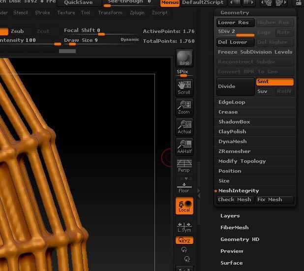 Creación De Un Colgante 3d Toro Imprimible Con Cinema4d Y Zbrush Paso 3 Cómo Preparar Su Archivo Para Impresión Askix Com