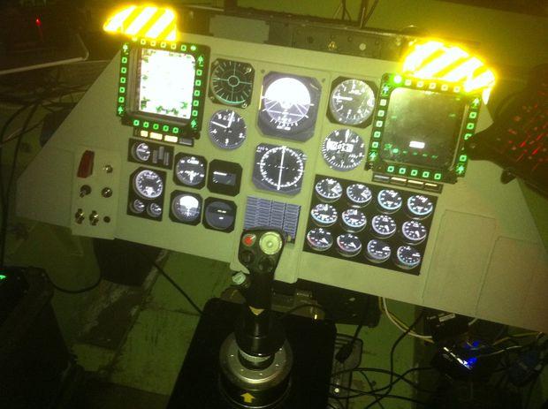 A10C cabina superposición - askix.com