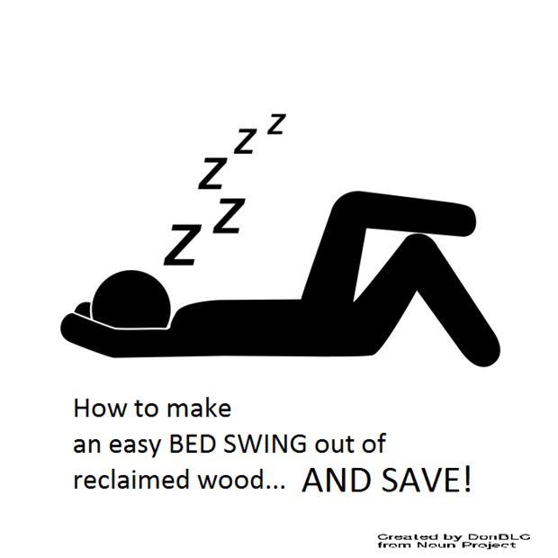 Proyecto Snooze: Cómo construir un columpio de cama fácil utilizando ...