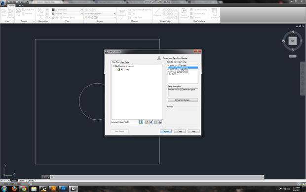 Exportar archivos de Inventor a Illustrator y VCarve Pro / Paso 2