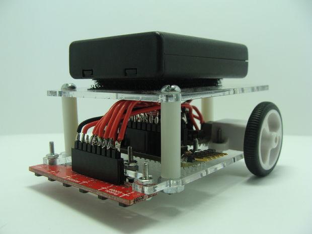 Laberinto para resolver robot askix