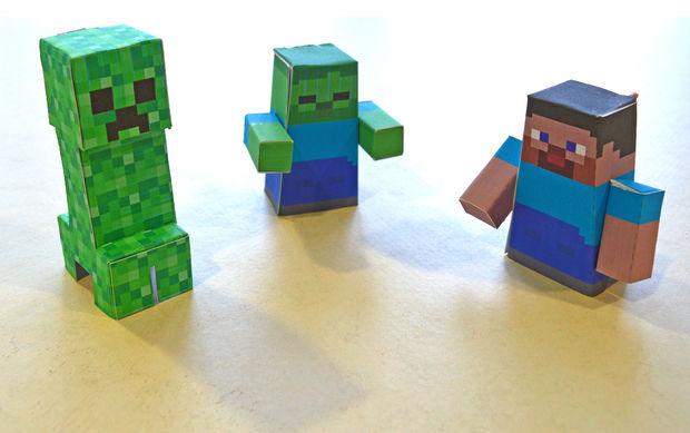 Mover Personajes De Minecraft Askix Com