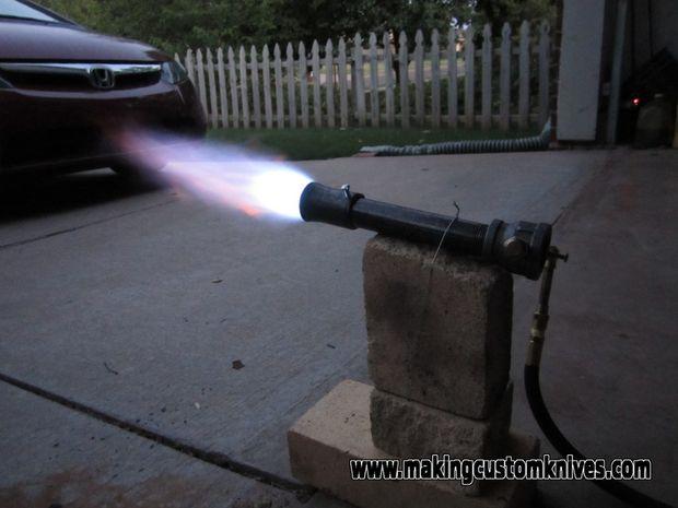 C 243 Mo Construir Un Quemador A Gas Fragua Askix Com