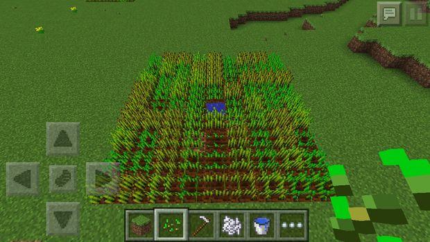 Granja De Trigo Minecraft Pe Askix Com