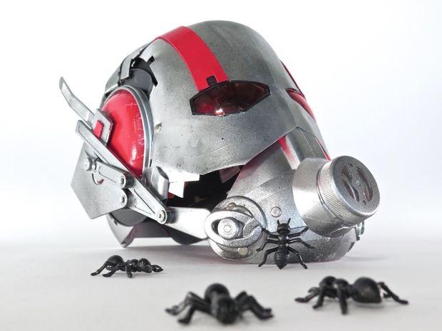 Casco de hombre Upcycled Ant - askix.com