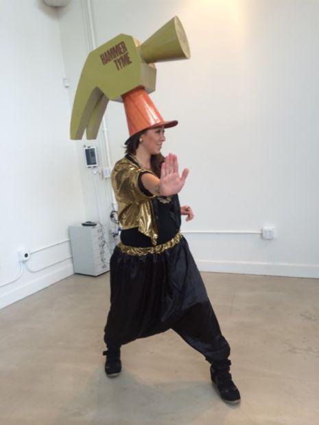 Disco martillo / Paso 8: danza! - askix.com