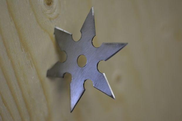 Shuriken Seguro Que Puede Construir Estrellas Ninja Askixcom